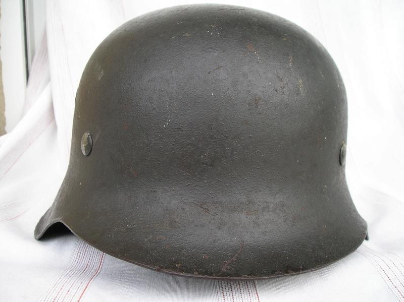 casque KM , EF 64 ,  modéle 1942 310