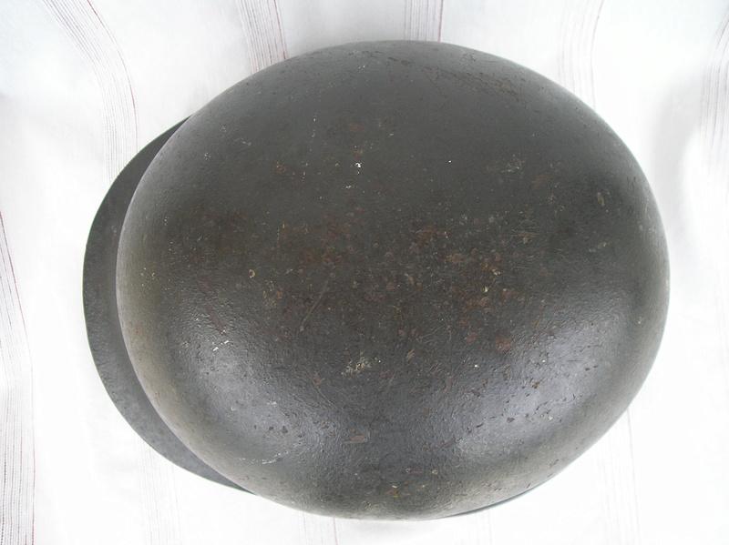 casque KM , EF 64 ,  modéle 1942 410