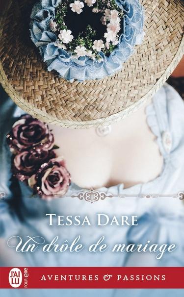 Girls Meet Dukes - Tome 1 : Un drôle de mariage de Tessa Dare Drole10