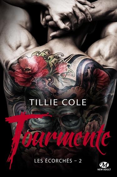 Les Ecorchés - Tome 2 : Tourmente de Tillie Cole Ecorch10