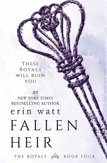 Les Héritiers - tome 4 : Le prince déchu d'Erin Watt Fallen16