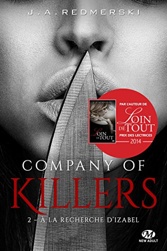 Company of Killers - Tome 2 : À la recherche d'Izabel de J.A. Redmerski In_the10