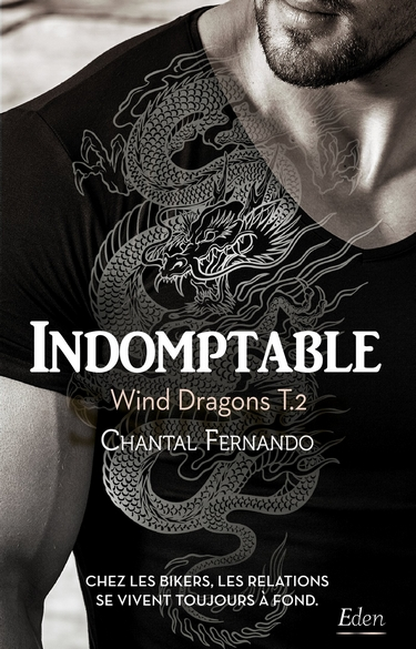 Wind Dragons - Tome 2 : Indomptable de Chantal Fernando Indomp10