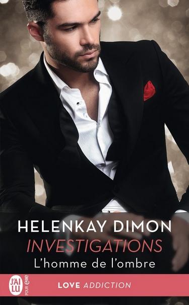 Investigations - Tome 1 : L'homme de l'ombre de Helenkay Dimon Invest10