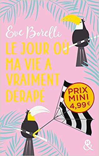 Toi, moi, les éléphants & Dark Vador / Le jour où ma vie a vraiment dérapé d'Eve Borelli Le_jou11