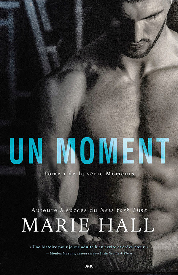 Un moment - Tome 1 : Save me de Marie Hall Moment10