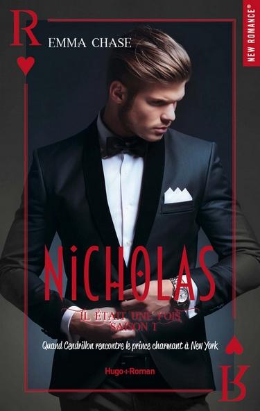 Il était une fois - Tome 1 : Le Royaume de Nicholas de Emma Chase Nichol12