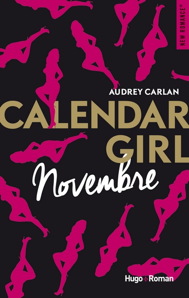 Calendar Girl - Tome 11 : Novembre d'Audrey Carlan Nov10