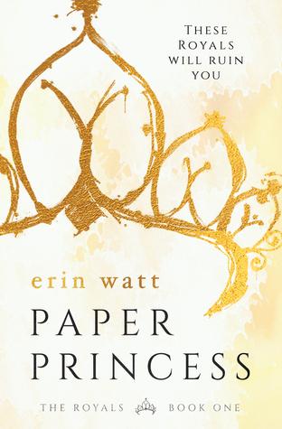Les Héritiers - Tome 1 : La Princesse de Papier d'Erin Watt (Elle Kennedy & Jen Frederick) Paper10