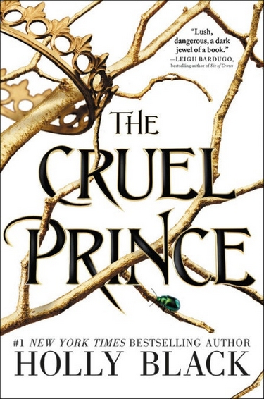 The Folk of the Air - Tome 1 : The Cruel Prince de Holly Black The_cr10