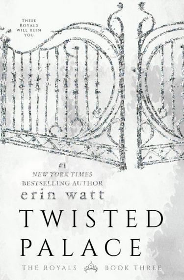 Les Héritiers - Tome 3 : La prison dorée d'Erin Watt  Twiste10