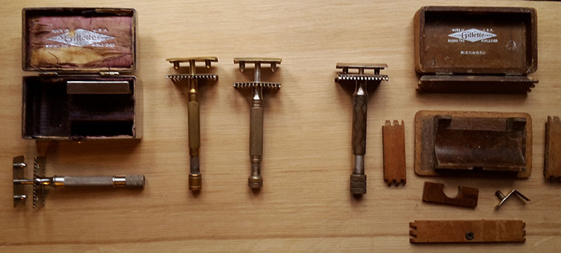 Collection de Gillette.  - Page 4 Gillet10