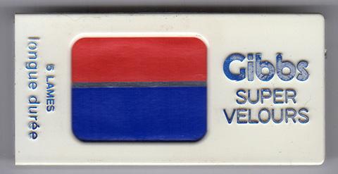 Gibbs Super Velours Lames_15