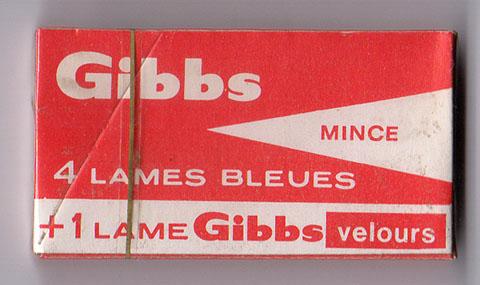 Lames de rasoir GIBBS et produits de la marque - Page 3 Lames_16