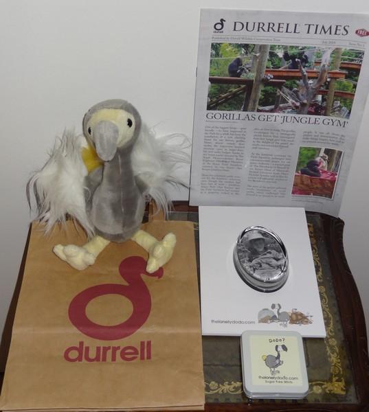 Ma collection sur Gerald et Lawrence Durrell Dsc03313