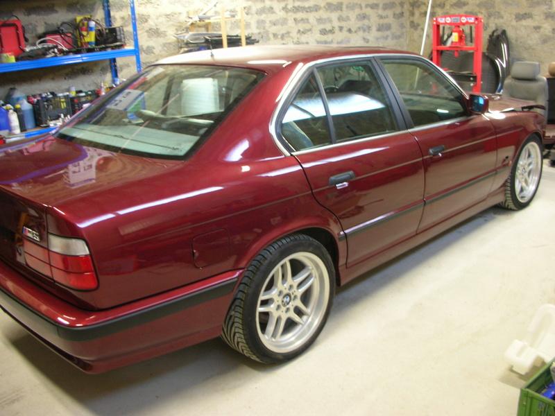 BMW M5/// E34 3.6 1990  Dscn7511