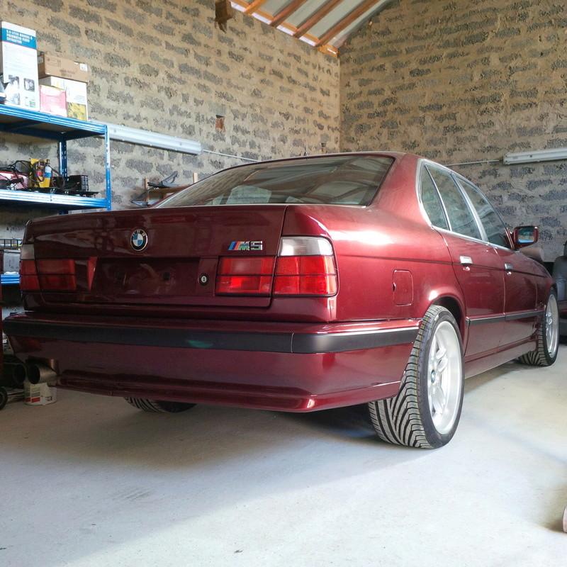 BMW M5/// E34 3.6 1990  Img_2016