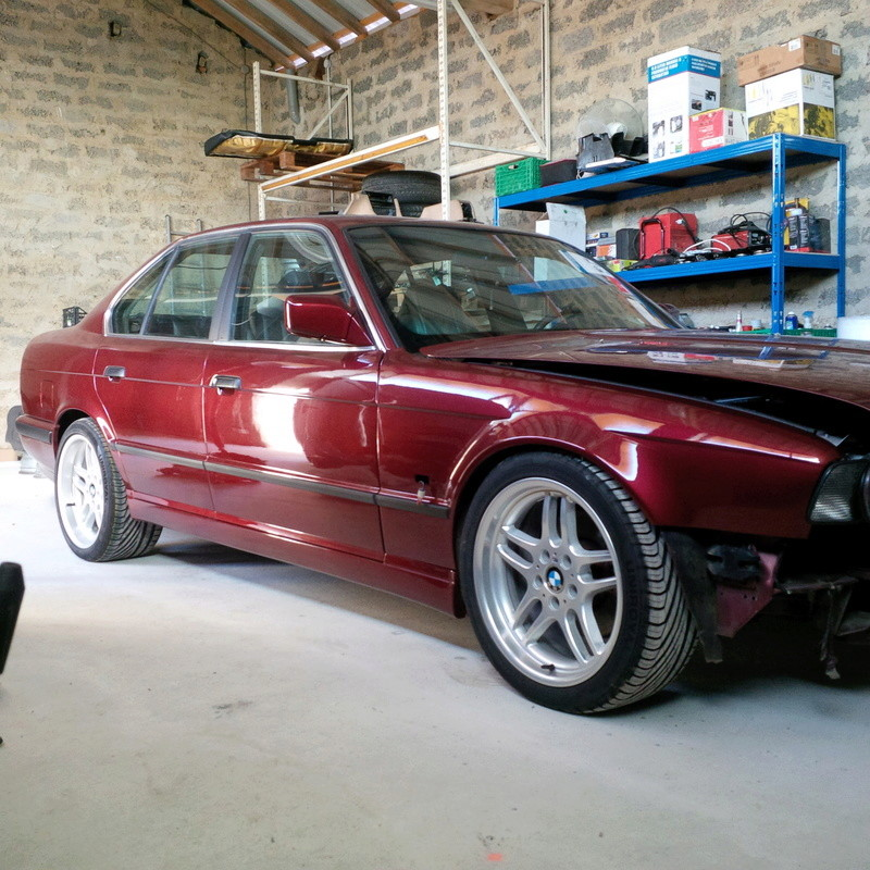 BMW M5/// E34 3.6 1990  Img_2017