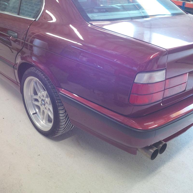 BMW M5/// E34 3.6 1990  Img_2018