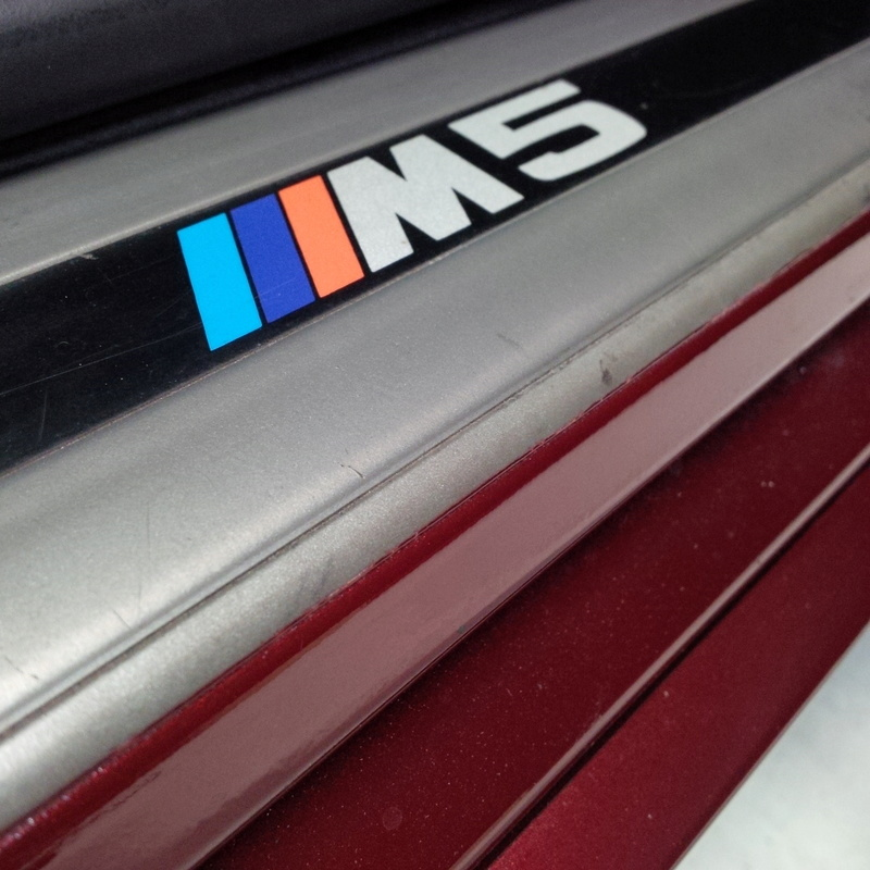 BMW M5/// E34 3.6 1990  - Page 2 Img_2019