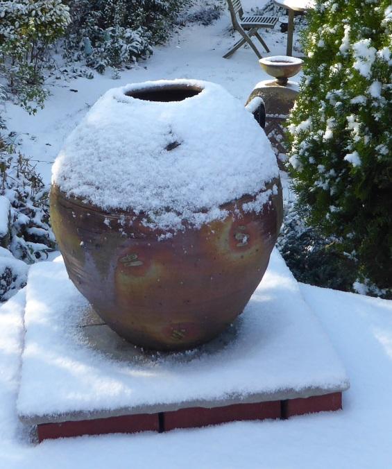 Potty iThe Snow! Snow10