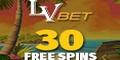 LV BET Casino and Mobile 30 Free Spins no deposit bonus no deposit bonus