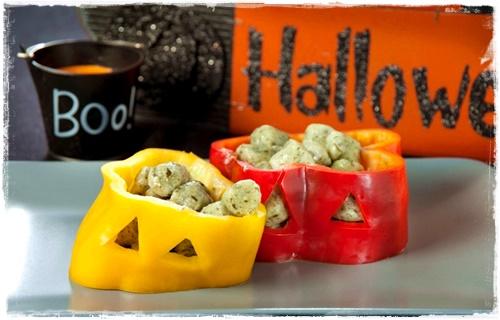 Gnocchetti di spinaci di Halloween 14103111