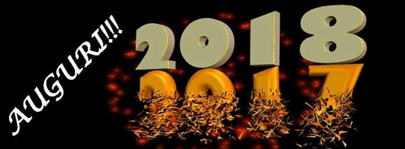 auguri di buon 2018 Scherm15