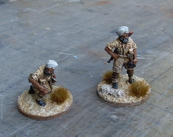 AfN : l'Indian Army Qg12