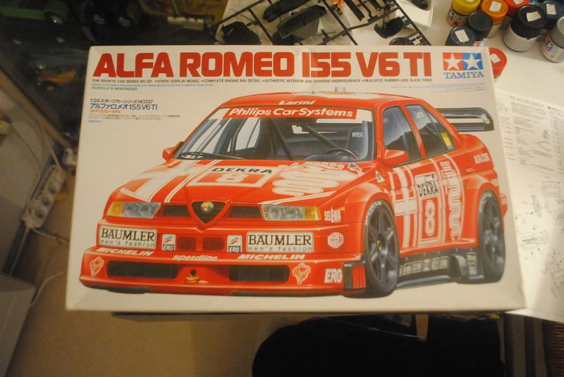 alfa romeo  155 V6 TI Dsc_0818