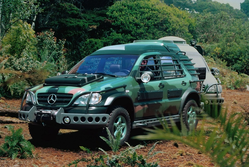 Gatherer's mercedes-benz  M-CLASS the lost world Maxres10