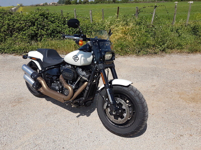 ma nouvelle harley fat bob - Page 3 20180410
