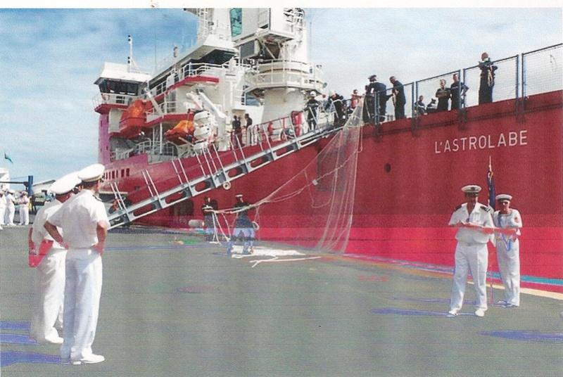 [ Associations anciens Marins ] amicale du sous-marin ARTEMIS à la Réunion Numyri10