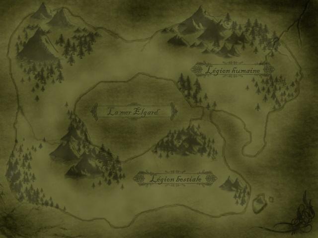 L'ouverture du temps I - La conquête d'Erwen. Carte_10