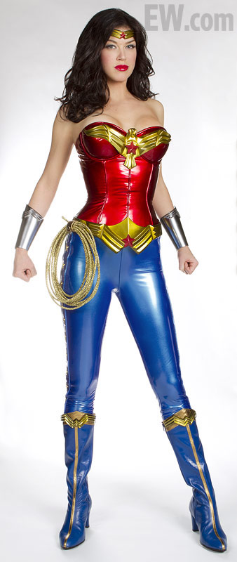 NEW WONDER WOMAN COSTUME Adrian10