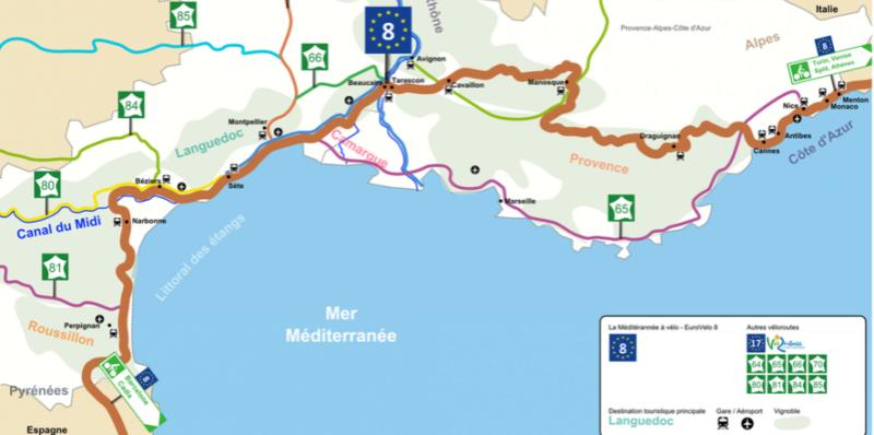 De la Riviera à la Gironde [5 au 30 septembre] saison 13 •B Eurove10