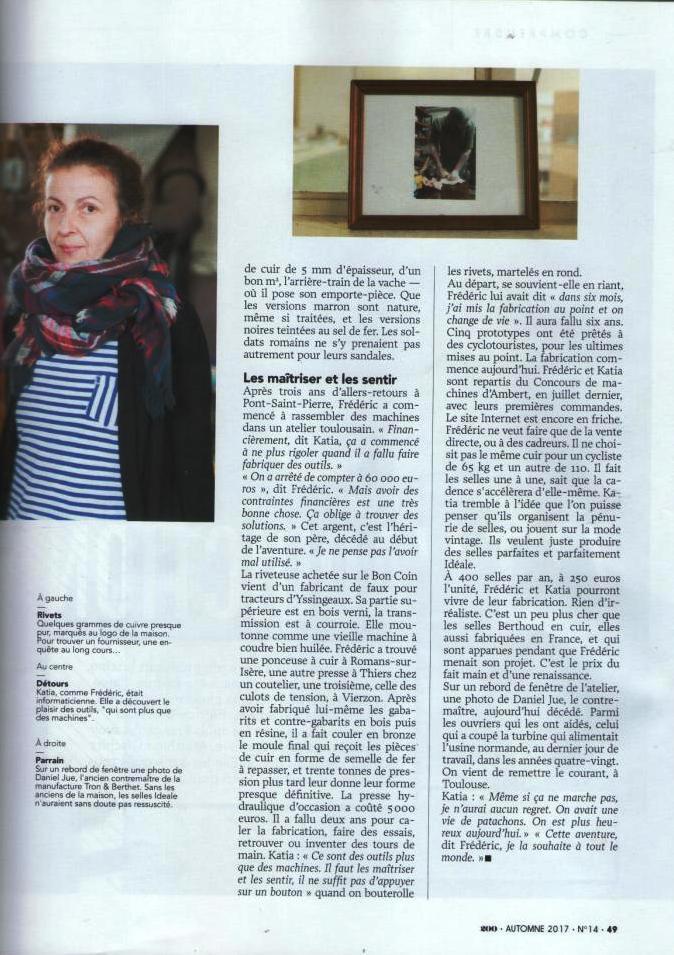"Selle cuir  de marque ""Idéale"" - Page 2 Image_11"