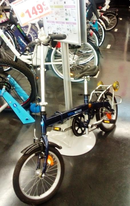 Vélo pliant 16 pouces chez Nauroto Img_2011