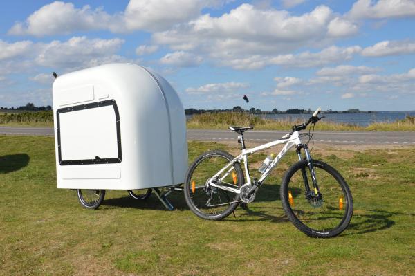 Cyclo-camping confortable Wide2010