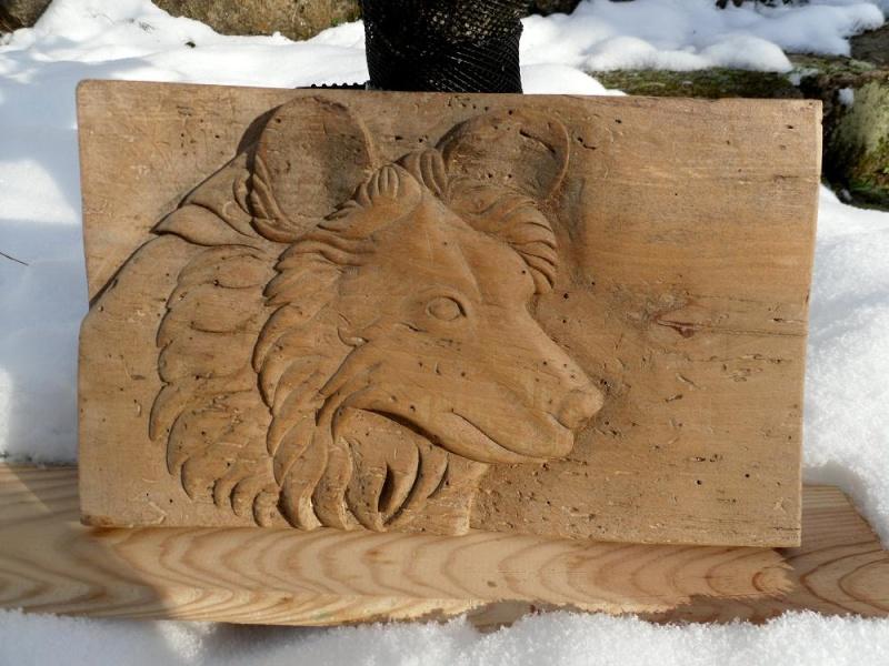 sculptures sur bois 0211