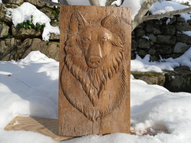 sculptures sur bois 0411