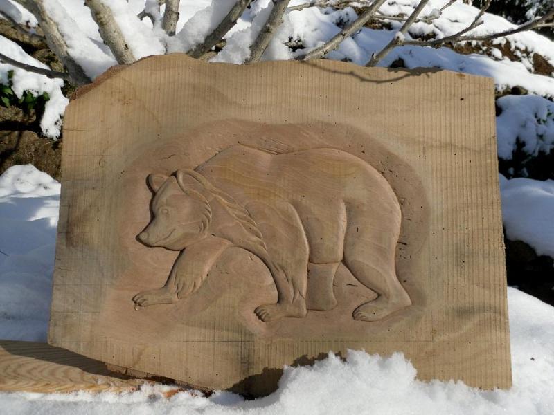 sculptures sur bois 0611