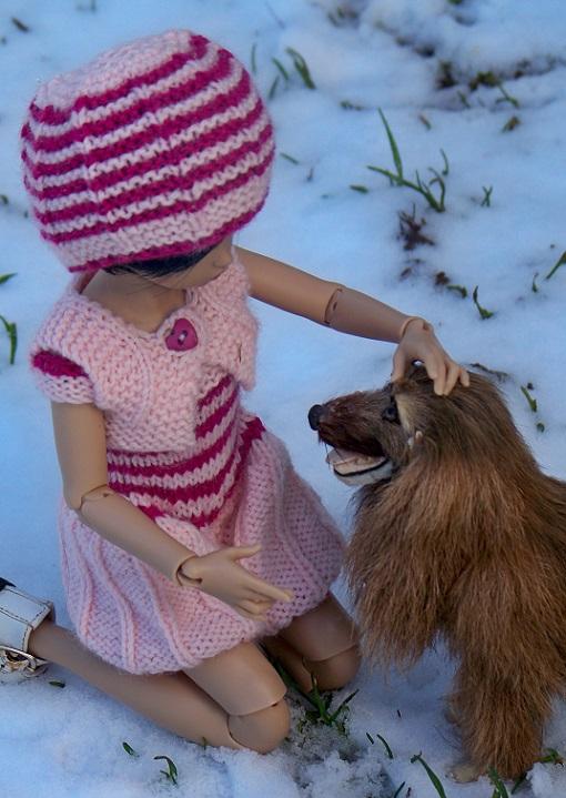 Nos Dolls et Leurs compagnons animaux (dollesques) 100_7110