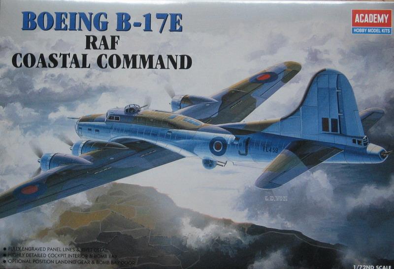 B17 E du Coastal Command de chez Academy au 1/72eme B17_e_19