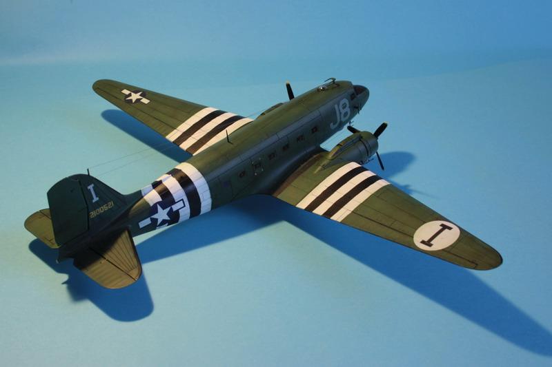 """C47 """"Skyrain"""" 1944 de chez AIRFIX au 1/72eme C47_1110"""