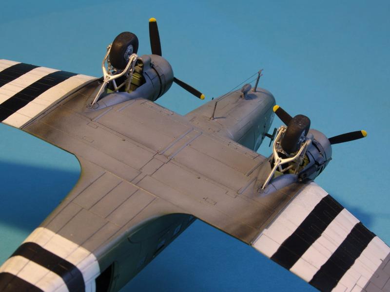 """C47 """"Skyrain"""" 1944 de chez AIRFIX au 1/72eme C47_1213"""