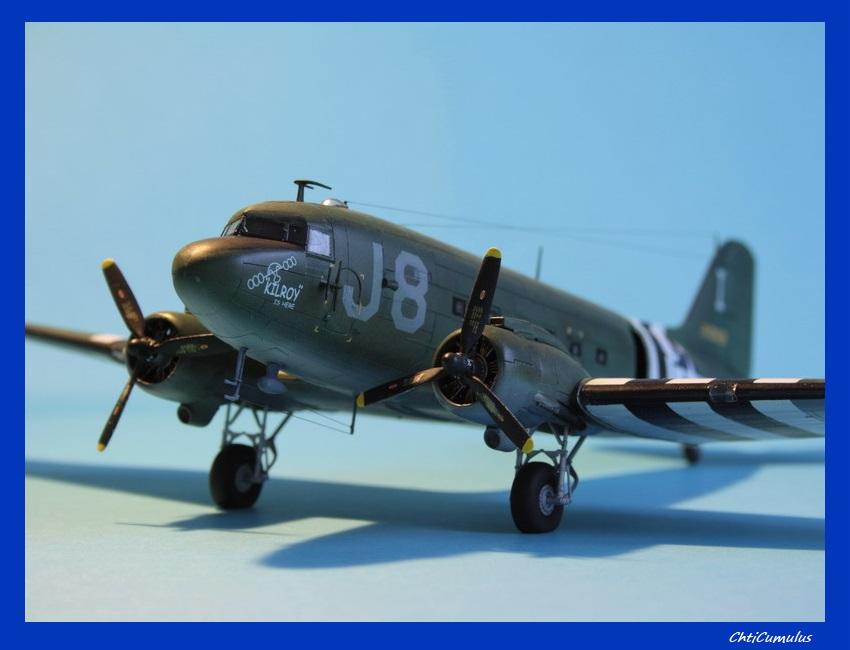 "C47 ""Skyrain"" 1944 de chez AIRFIX au 1/72eme C47_fi10"