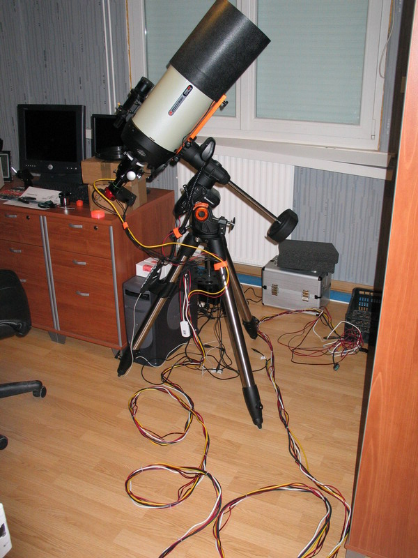 Mon local astronomique : un petit soft en plus ... Cablag10