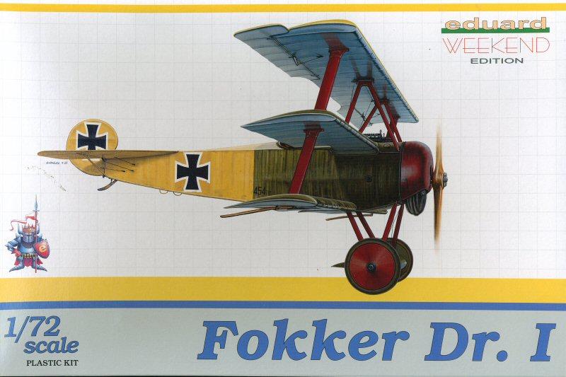 Fokker DR1 de chez Eduard au 1/72 Fokker10