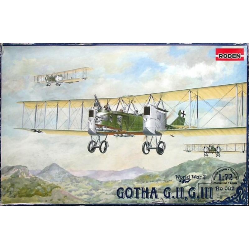 Pas-à-pas : Gotha P.60 D-1 [AZmodel 1/72] - Page 3 Gotha10